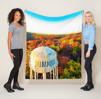 Dubuque Blankets