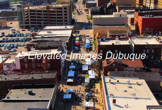 Farmers Market - Dubuque, IA