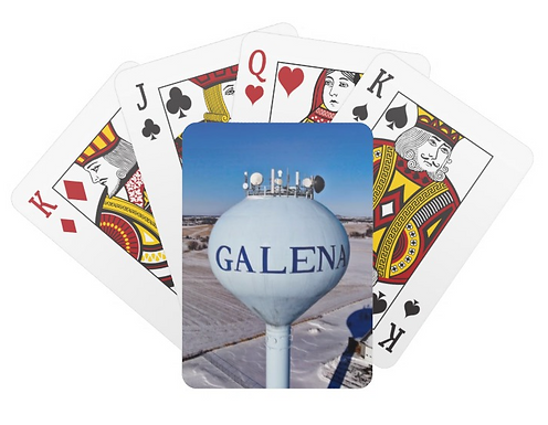 Galena Playing Cards