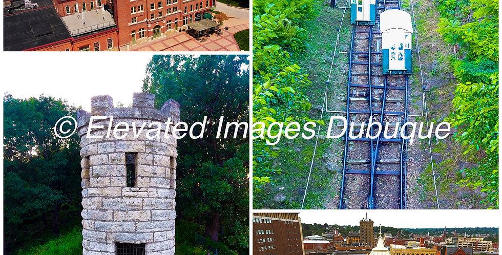 Collage - Dubuque, IA