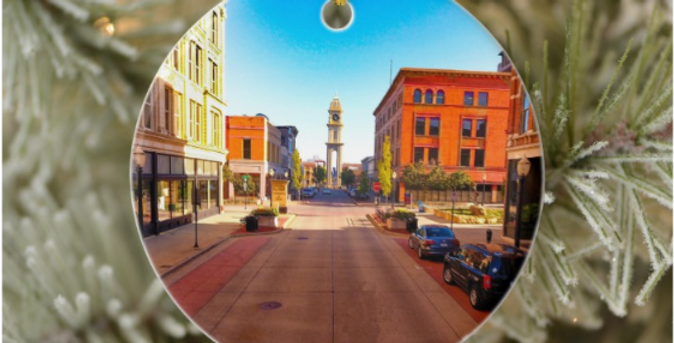 Town Clock - Dubuque, IA