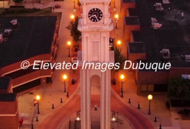 Downtown Dubuque, IA