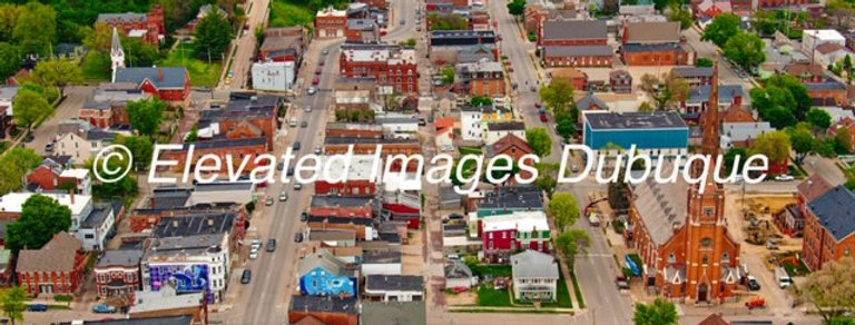 Jackson Park Historic District - Dubuque, IA