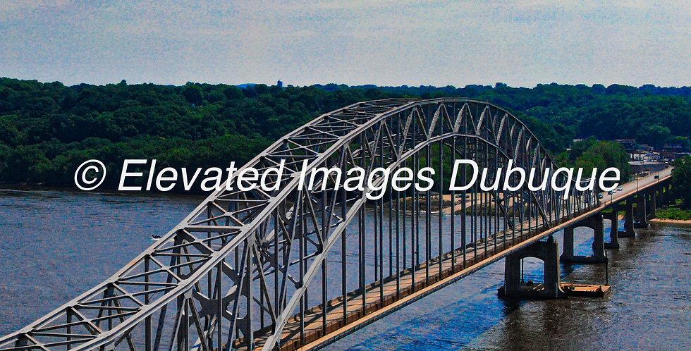 Julien Dubuque Bridge - Dubuque, IA