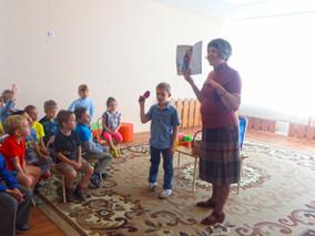 21 сентября 2016 года в нашем Центре состоялась очень интересная встреча с Омской поэтессой – Т.Н.