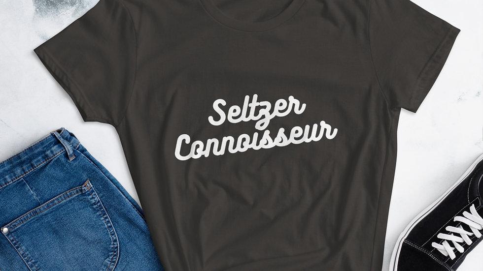 Seltzer Connoisseur - Women's T-Shirt