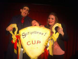 Scriptless Cup Winners!
