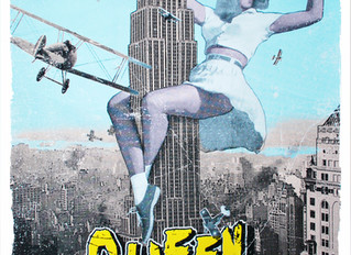 Queen Kong the making of!