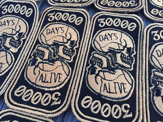 "PATCH ""30,000 Days"""