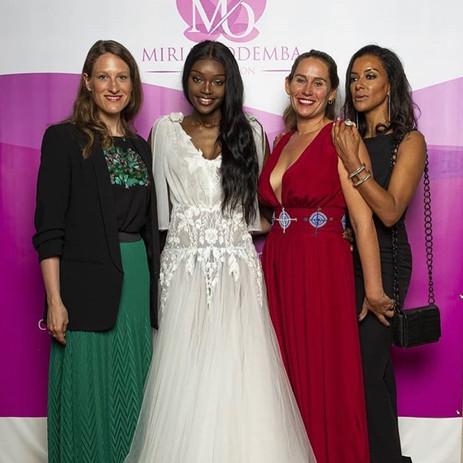 2019 Odemba Foundation Launch - Paris
