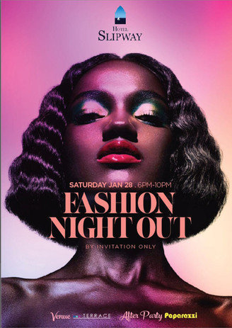 Fashion Night Out - Dar es Salaam
