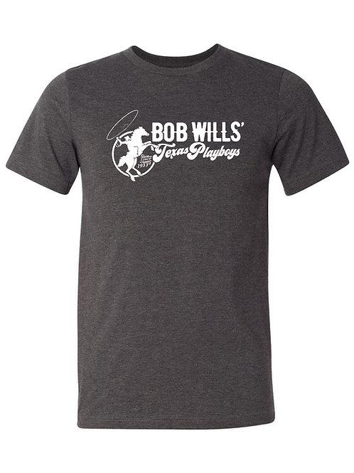 T-Shirt (Dark Gray & White)