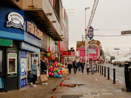 Blackpool: a peek into the history of Britain's favourite seaside resort