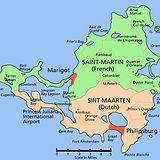 Island of St Maarten St Marting