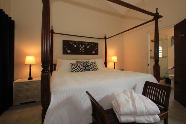 Villa Velaire Vacation Rental Bedroom 2.