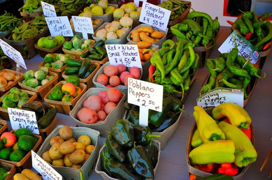Farm Stands & Farmer's Markets