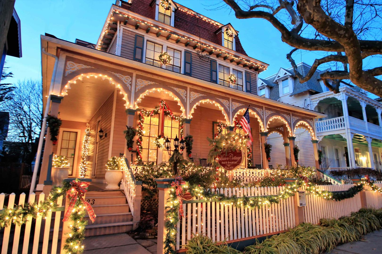 Mason Cottage Christmas