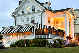 Romantic Restaurant in Cape May