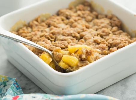 Cape May Breakfast Recipes - Vegetarian, Gluten & Dairy Free