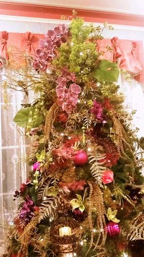 Mason Cottage Parlor 2017 Christmas Tree