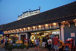 Skee Ball on Promenade