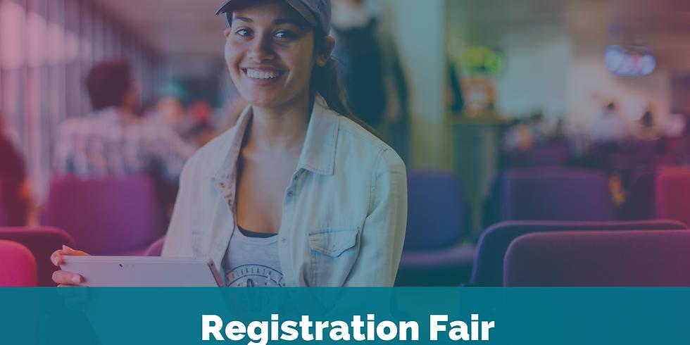 Adult Registration Fair