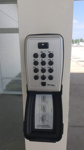 Lockbox Installation