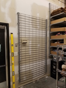Racking and Shelving Installation