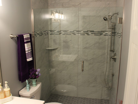 What's the difference between Framed, Semi-Frameless, & Frameless shower doors?