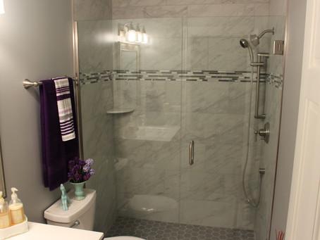 What's the difference between Framed, Semi-Frameless, & Frameless shower doors?