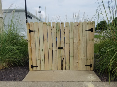 Dumpster Gate Replacements