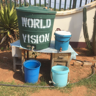 World Vision Bucket