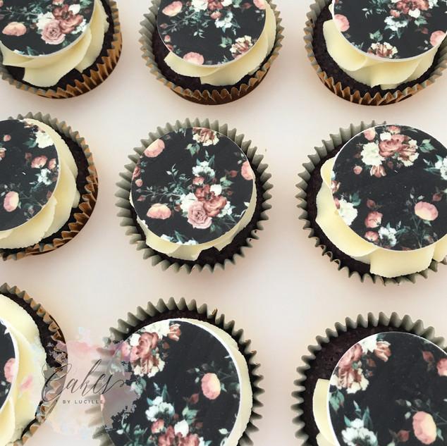 floral edible images