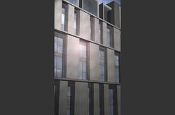 Forge Square, Facade Design