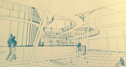 Conceptual View of Interior