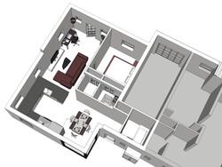 Proposed 3D Interior