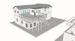 Duffy house existing 3D