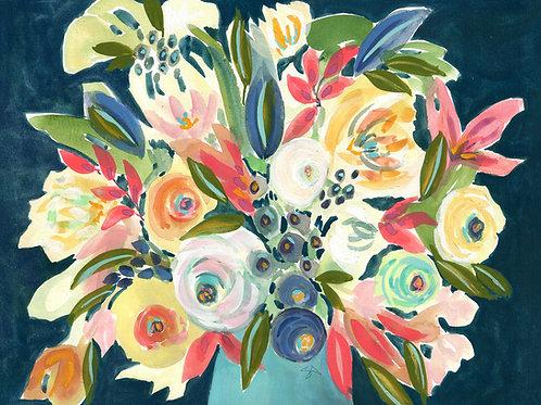 Love in a Vase - Print