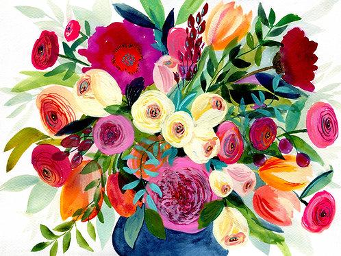 Morning Joy - Horizontal Giclée Print