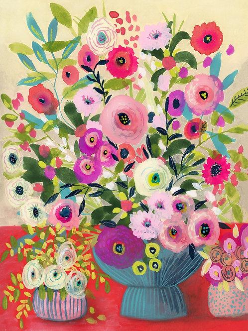 Florence Flower Print