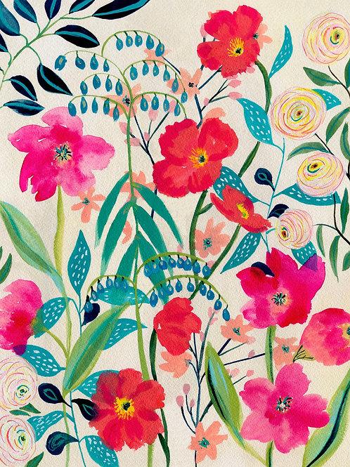 Garden Party - Print