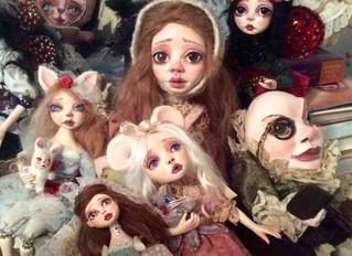 My dollmaking future