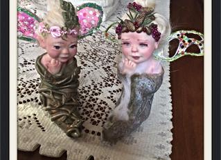 Newest Addition - Baby Pod Fairies
