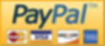 Paypal Verified - Pay via PayPal for Web Readings