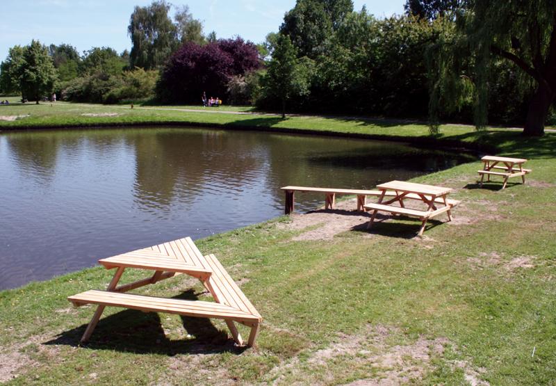 Picknickboulevard Wielwijk