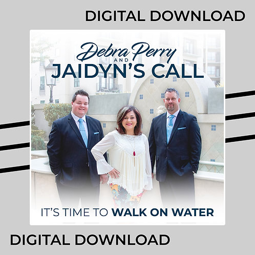 It's Time to Walk On Water - Digital Download