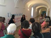 Visita guiada, Espai Carmen Thyssen Sant Feliu de Guíxols