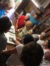 Visita guiada, Biblioteca Casino dels Nois