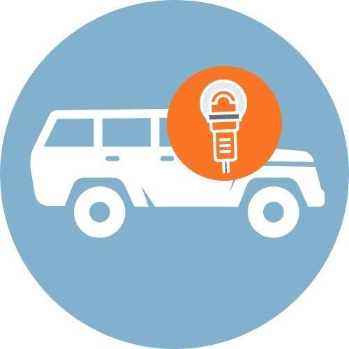 Waxing - SUV/Bakkie