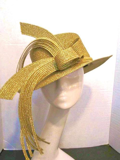 Gold Chapeau